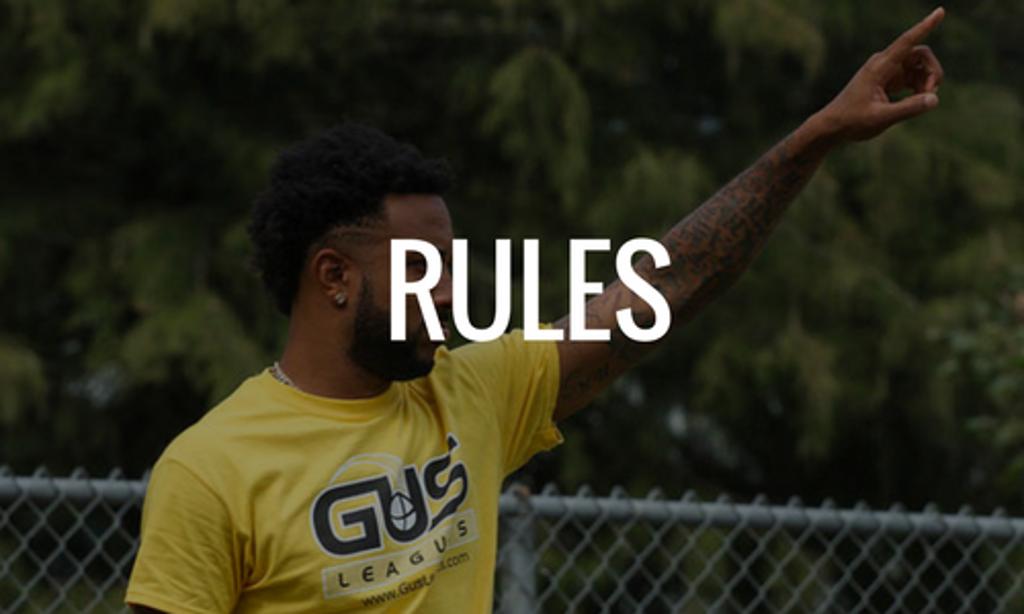 Houston Kickball Rules