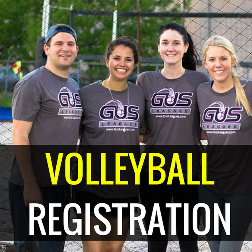Houston Sand Volleyball League Registration