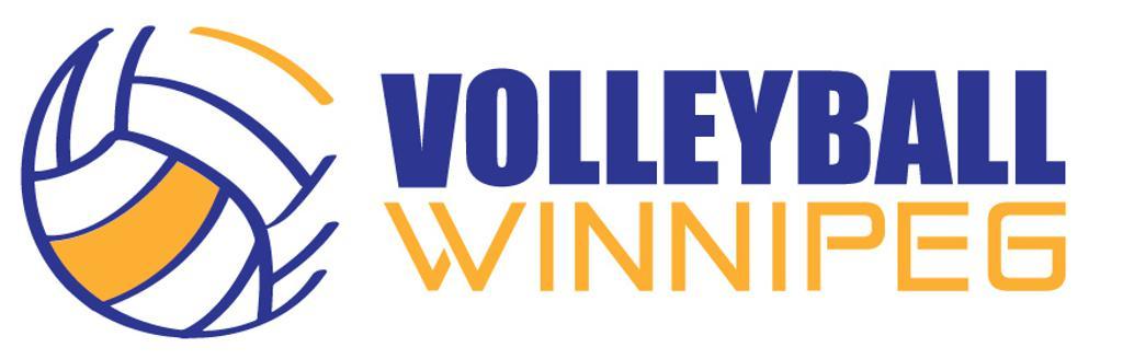 Volleyball Winnipeg logo