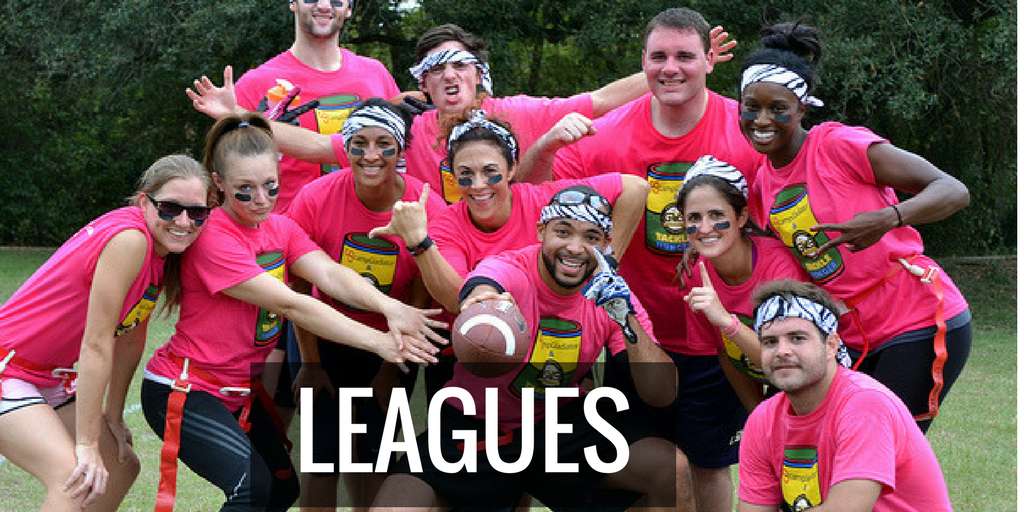 Corporate Leagues Houston