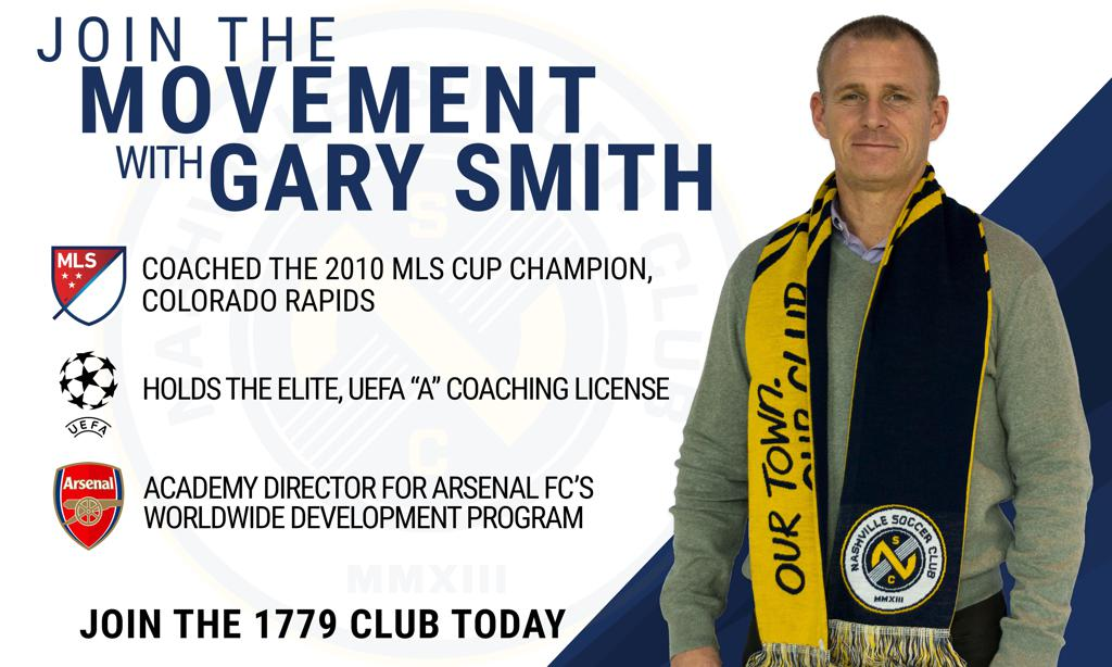 Gary Smith | Our Town. Our Club.