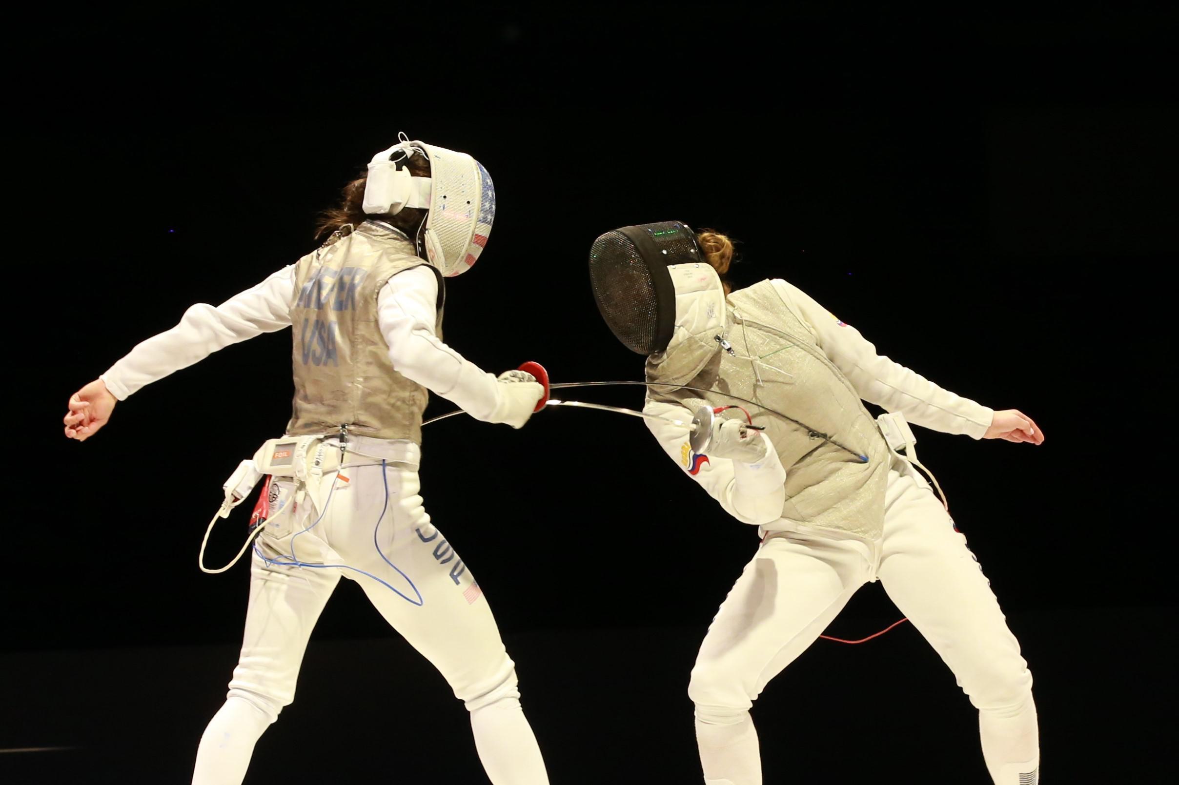 Watch The Absolute Fencing Gear 174 Fie Grand Prix Long Beach