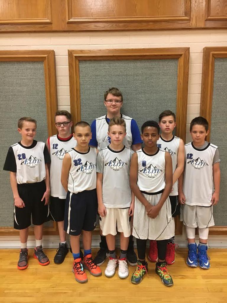 6th Grade Blue Team