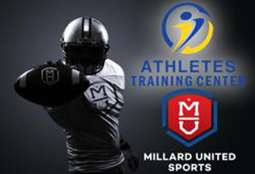Millard United Sports & Athletes' Training Center Partnership