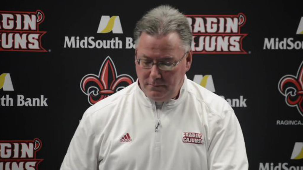 "Video - Louisiana coach goes viral with ""Daddy Ball"" speech on toughness"