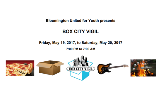 Box City Vigil