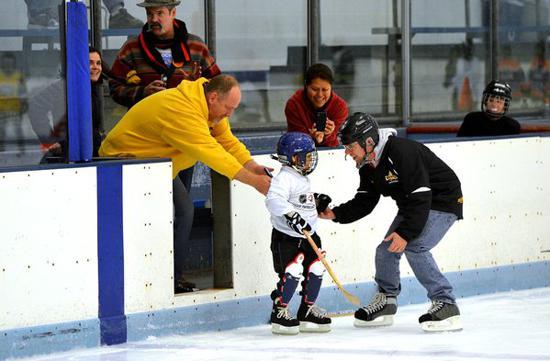 Credit: Courtesy Minnesota Hockey.