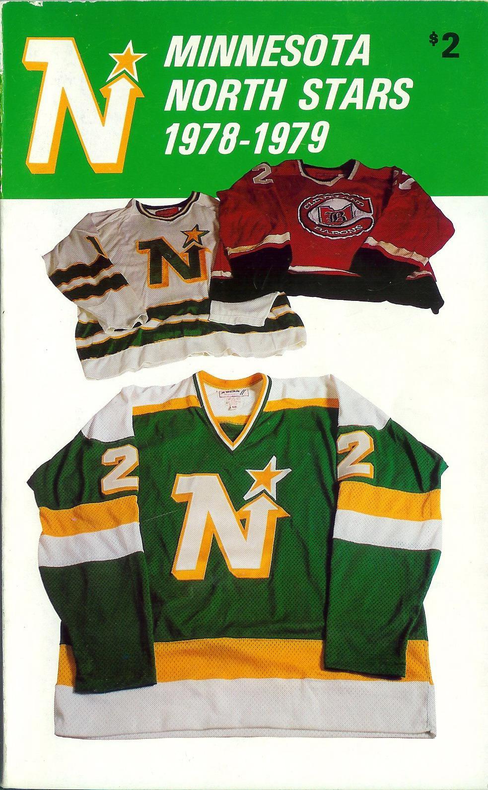 86eb89ff9 Minnesota North Stars Media Guides