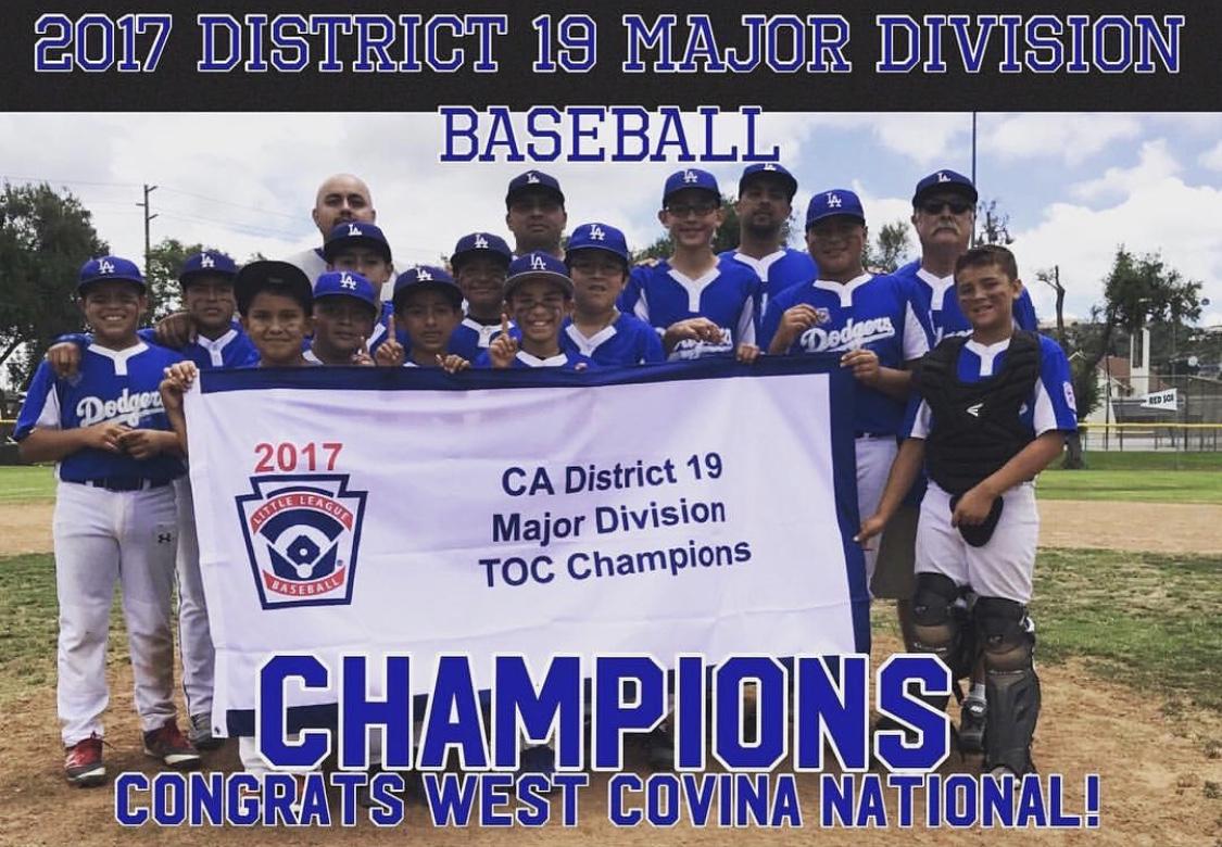 West Covina National Little League