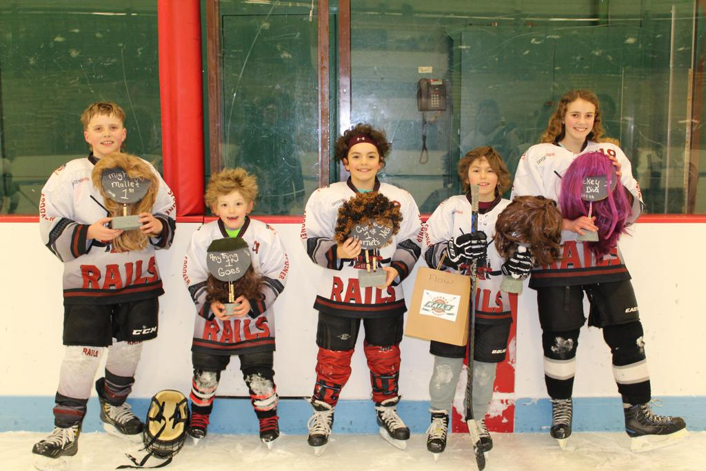 Hockey Hair Contest Winners!