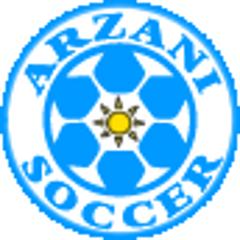 Arazani Soccer Crest