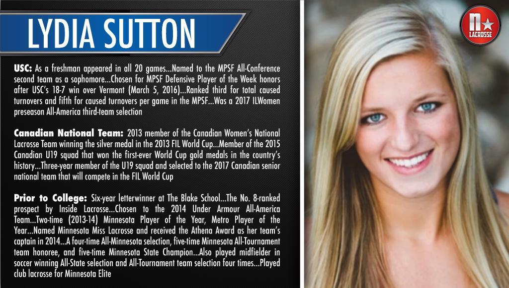 Lydia Sutton