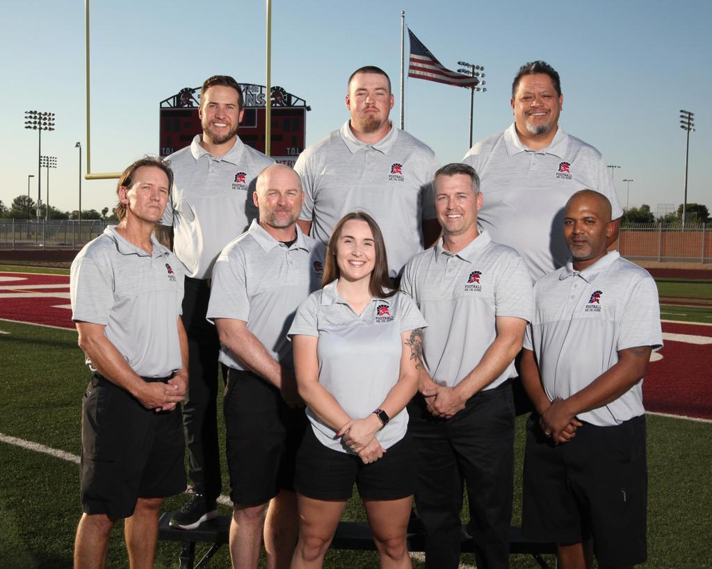 2020 Varsity Coaches