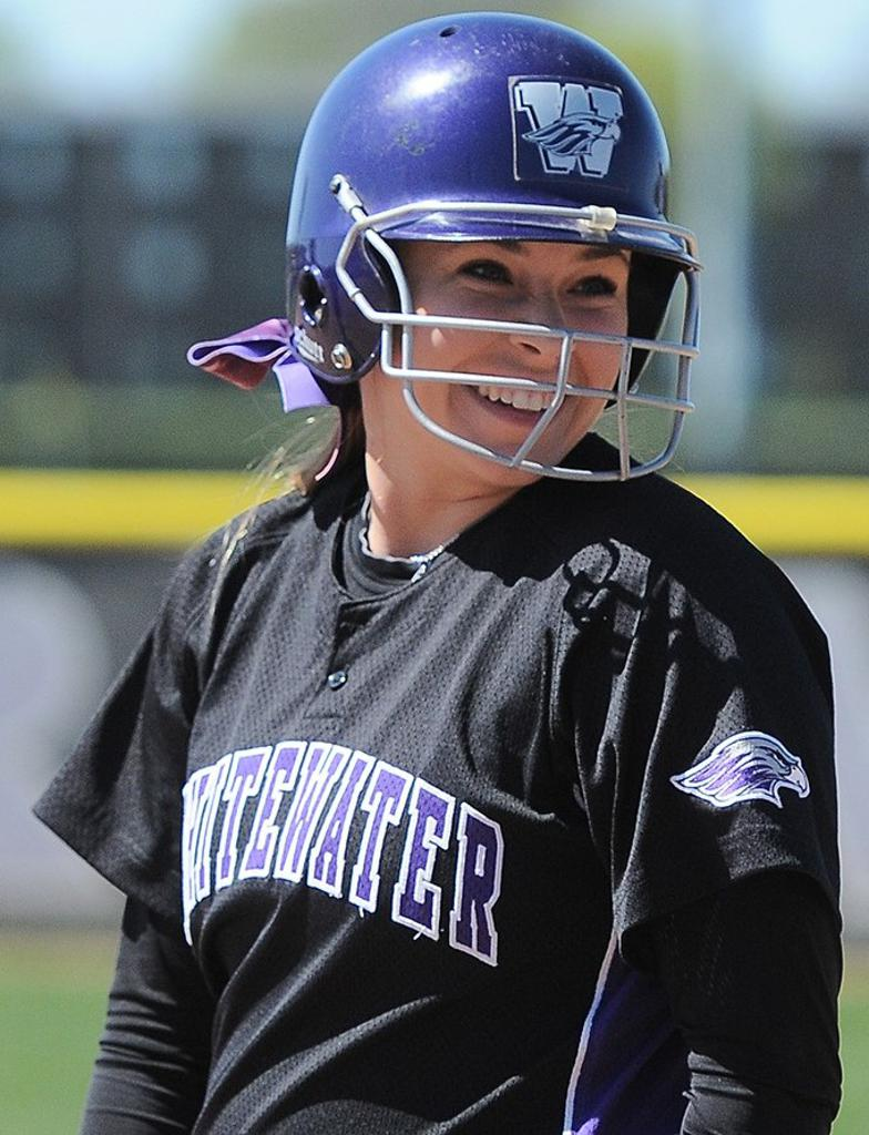 Haley Morelli, University of Wisconsin-Whitewater, 2017 NFCA NCAA Division III All-American