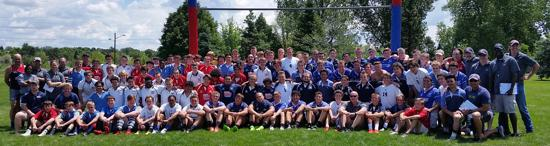 HS Boys All State Try-Outs