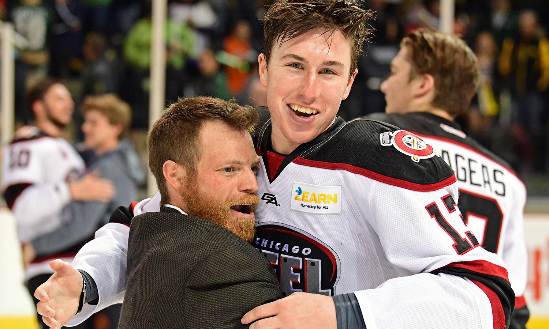 WCHA: Steward Named MTU Assistant Hockey Coach