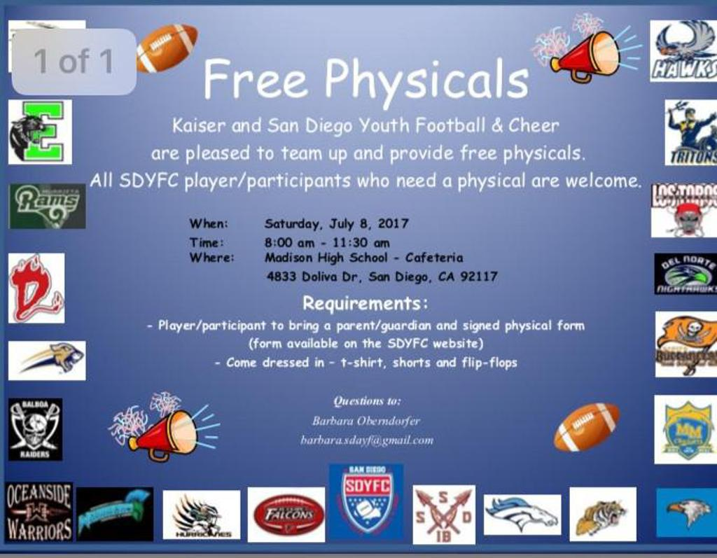 Eastlake Panthers Youth Football & Cheer