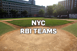 NYC RBI Teams