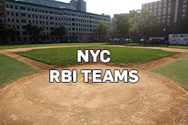 NYC RBI Teams