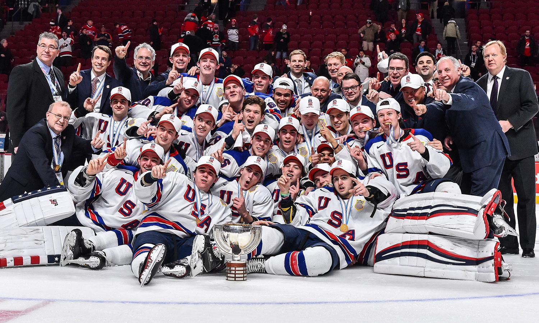 35 Ushl Alumni Named To 2017 Usa Hockey World Junior Summer Showcase