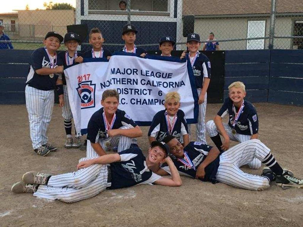 WSLL wants to give a huge shout out to the Major Yankees for bringing another T.O.C. Banner Home this year!