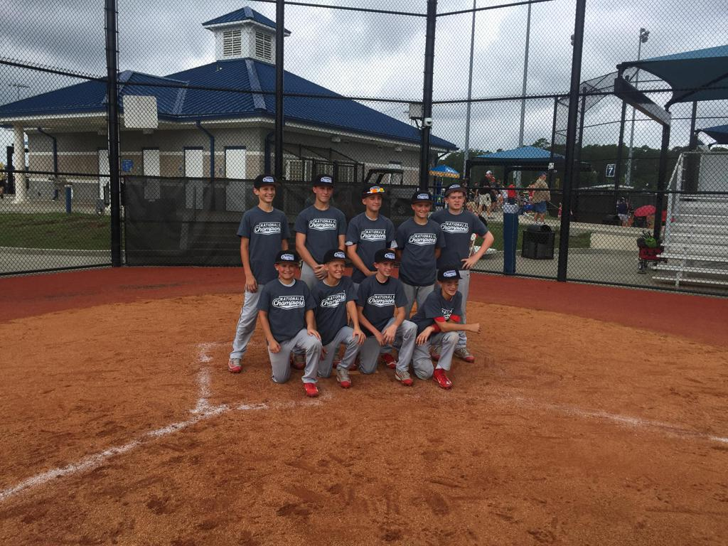 Youth Nationals Baseball Myrtle Beach