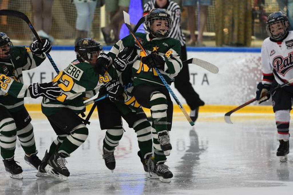 Team Minnesota Starts Brick 2 0