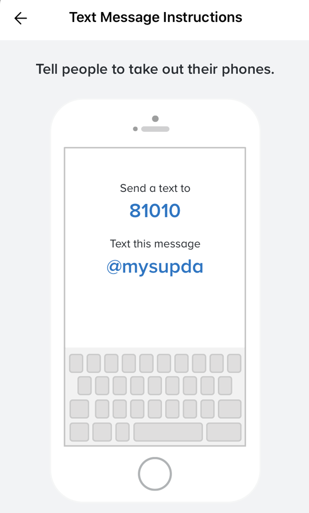 Join MYS on Remind