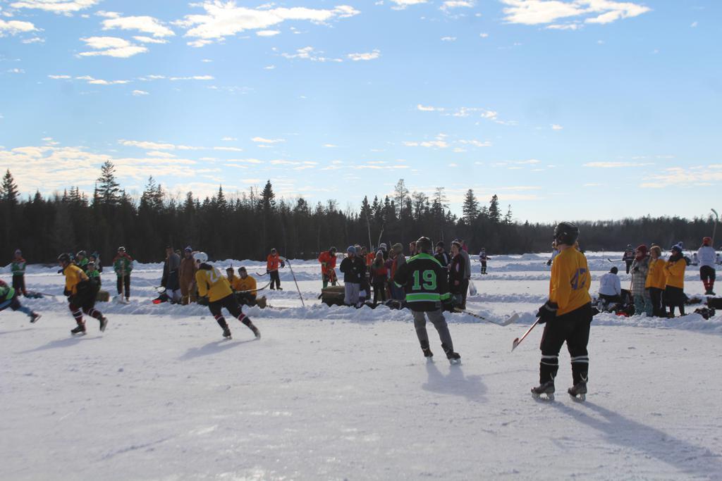 Labatt Blue Up Pond Hockey Championship