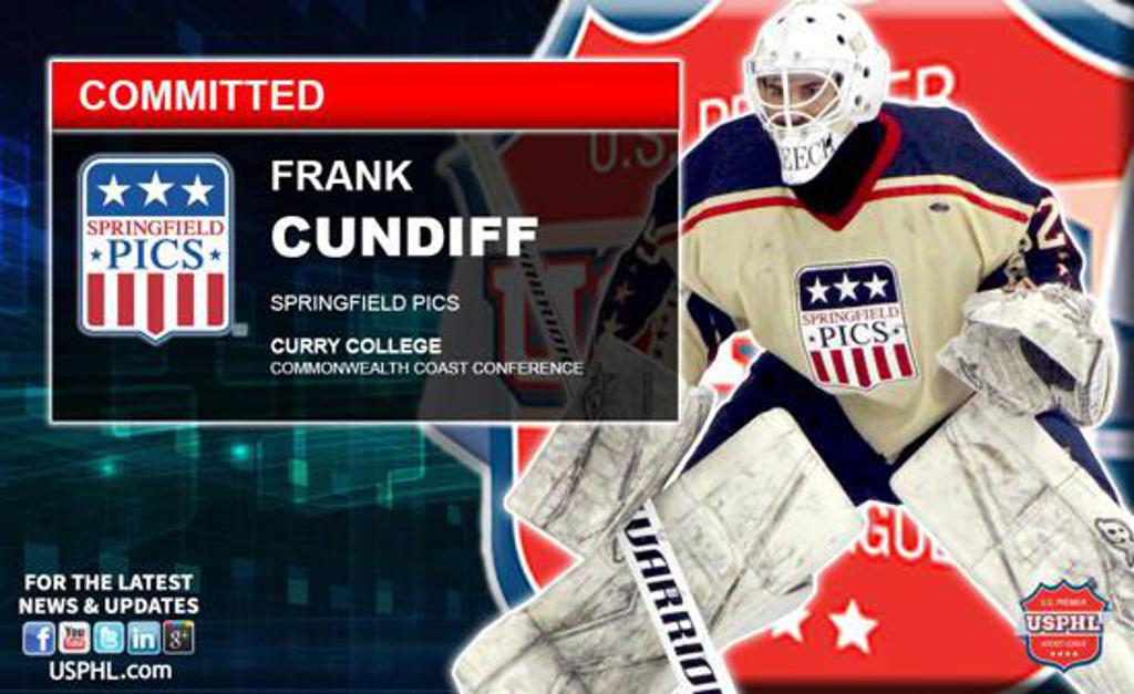 Frank Cundiff commits to Curry College