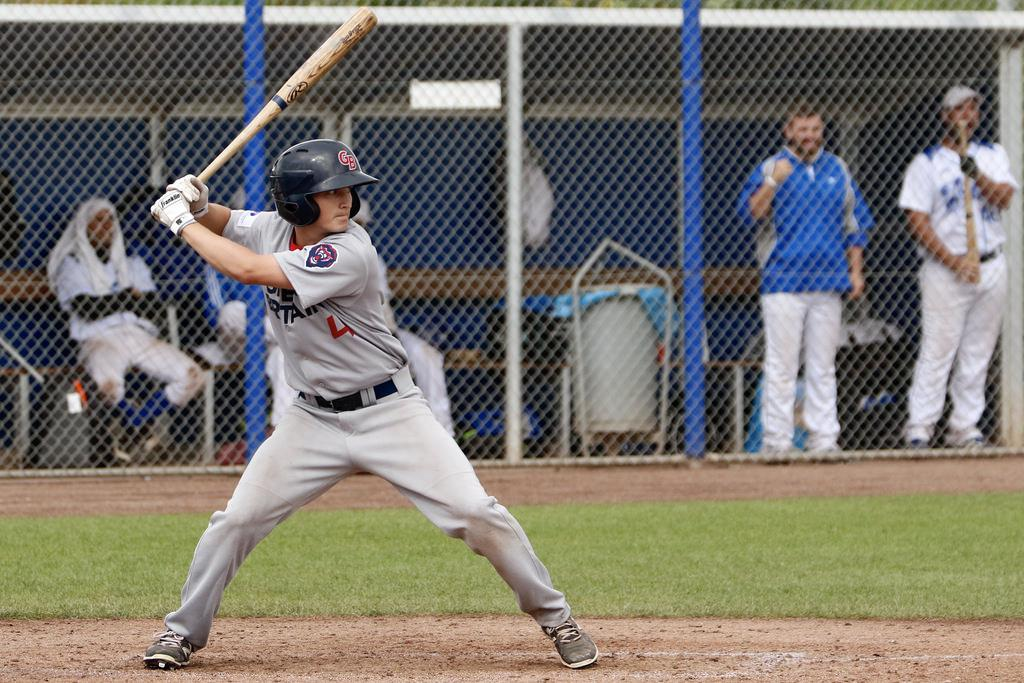 Jacob Dean GB Baseball U23