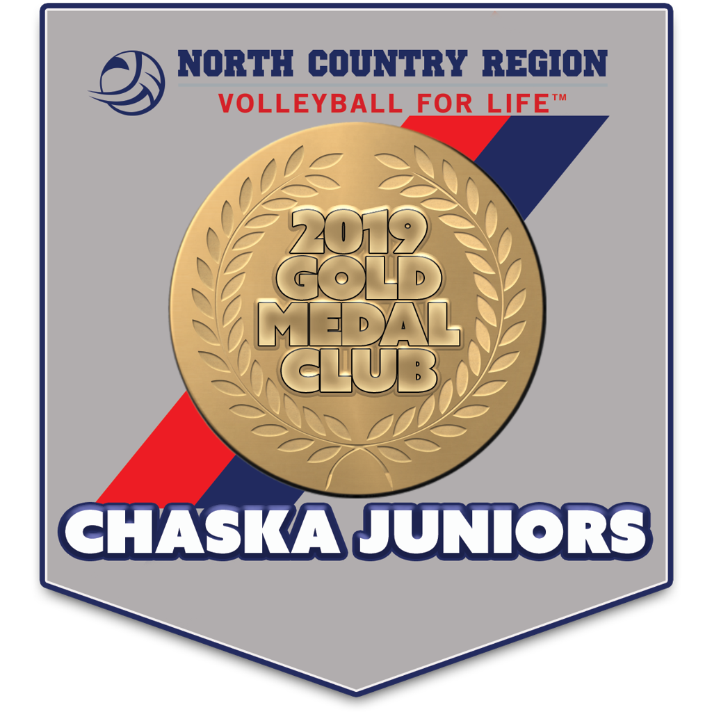Chaska Juniors is a NCR Gold Medal Club!!!