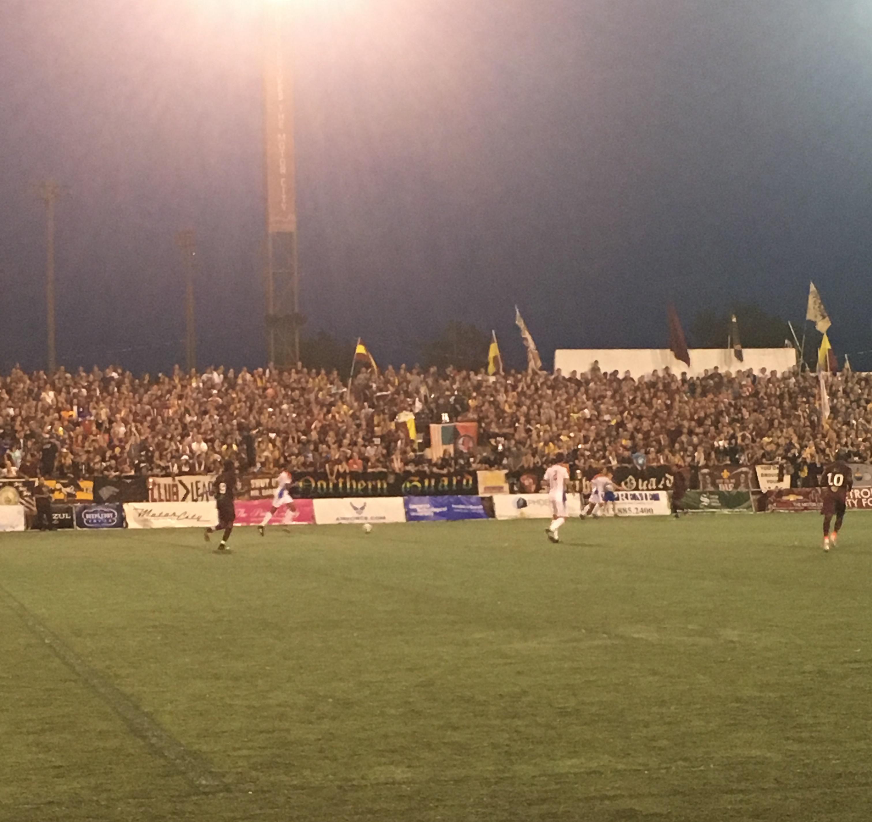 Midland-Odessa FC Advances To NPSL Championship Game