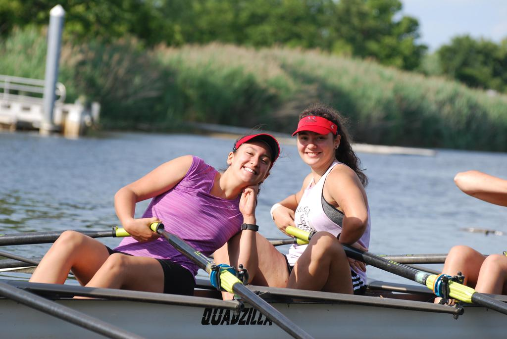 Summer Sculling Fun 2017 - Delaware's premier youth rowing club, located just south of Wilmington, DE