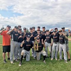 2017 G2P 16U Orange Adirondack Lightning Showcase Champions