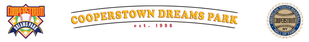 Cooperstown Cup registration - Click here to register as an individual or foursome