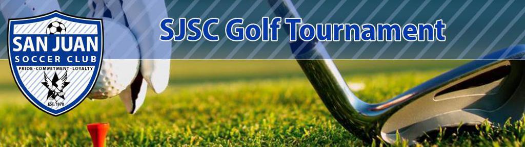 SJSC Golf Tournament Title