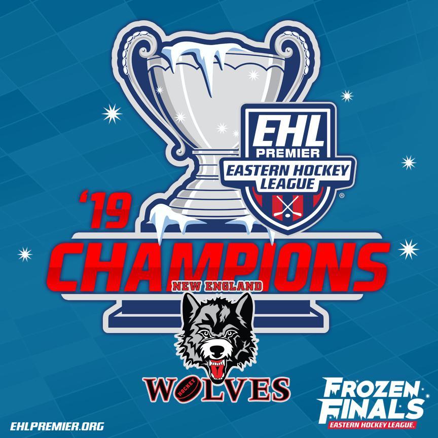 Championship Wolves Logo