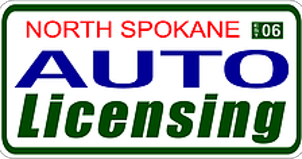 North Spokane Auto Licening