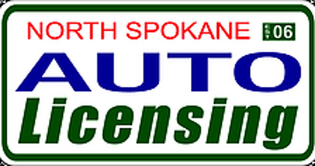 North Spokane Auto Licening