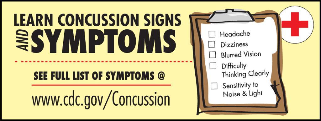 Concussion cdc