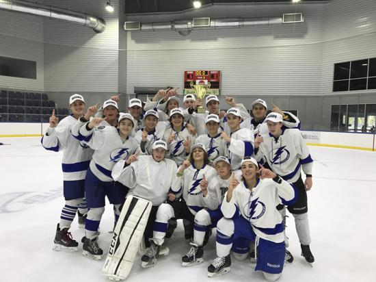 Tampa Bay Jr Lightning Hockey Club