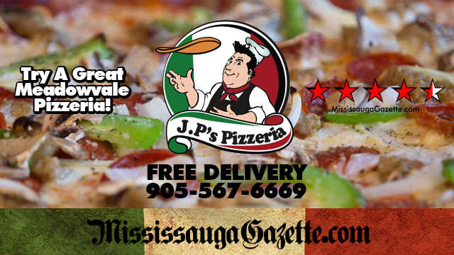 pizza in mississauga news and JP Pizza and Marconi Pizza in mississauga and brampton pizza shops in mississauga news