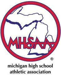 Michigan High School Athletic Association Logo