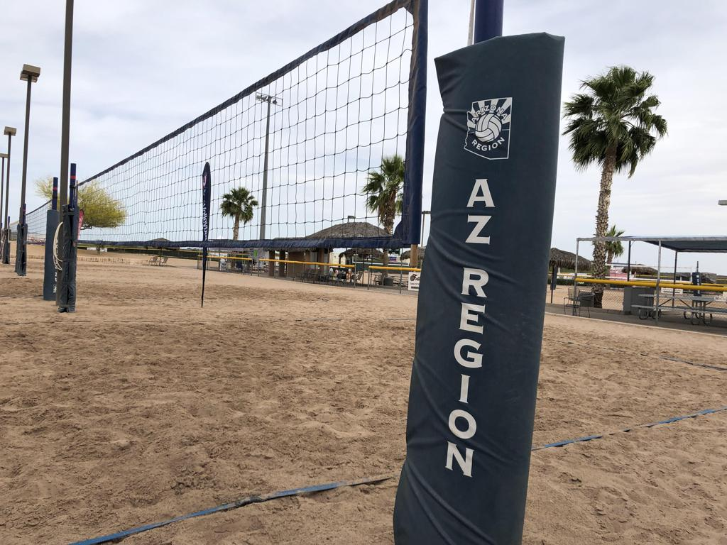 Home of AZ Region Beach Volleyball