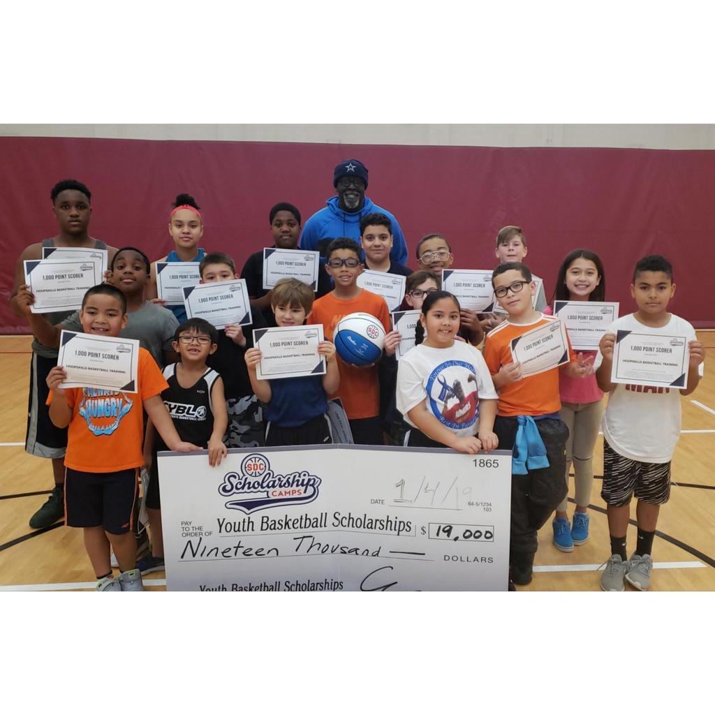 SDC Basketball Scholarship Camp 1.4.19
