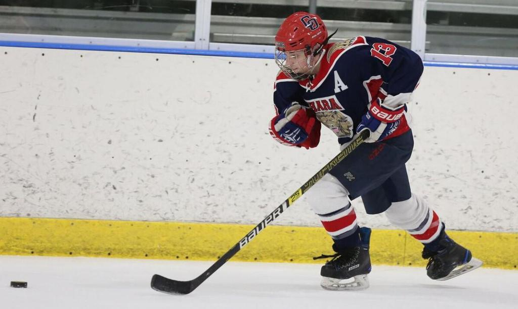 Monday's boys' varsity game recaps: O'Hara scores 7 unanswered goals to come back and win 7 - 2 goals