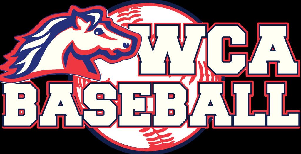 WCA Baseball Logo