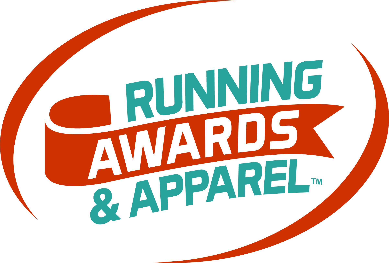 Running Awards and Apparel logo