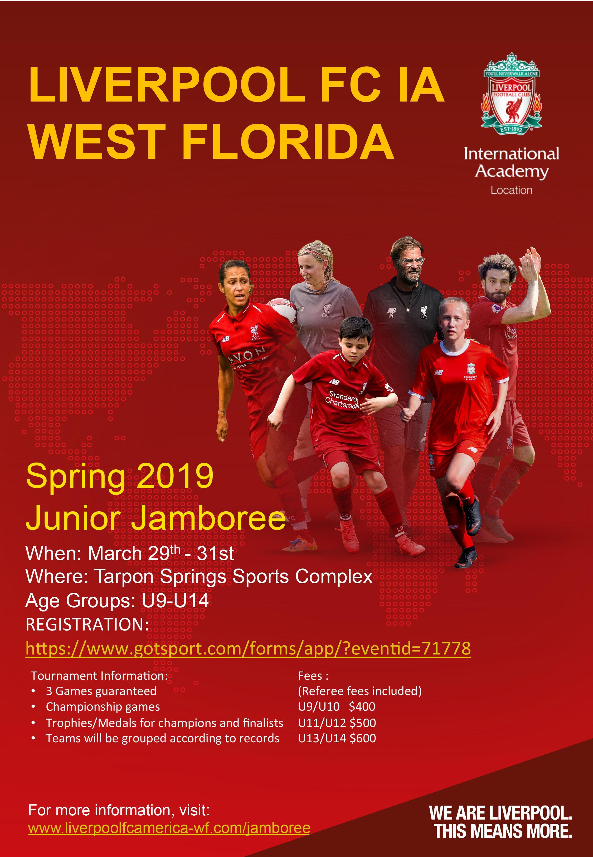 2019 LFC Junior Jamboree